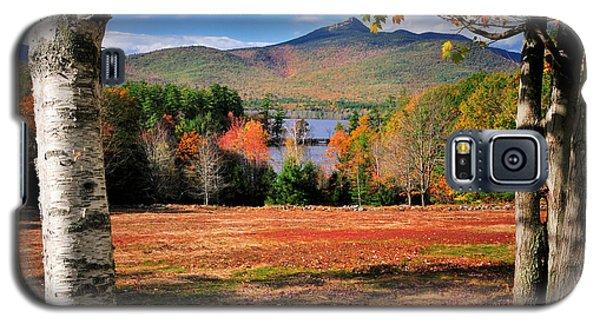 Mt Chocorua - A New Hampshire Scenic Galaxy S5 Case