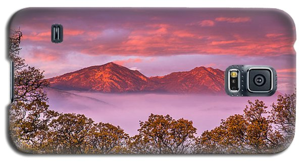 Mt Diablo In The Early Morning Light Galaxy S5 Case