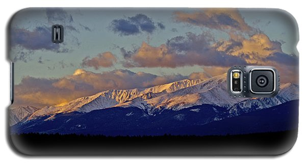 Mt Elbert Sunrise Galaxy S5 Case