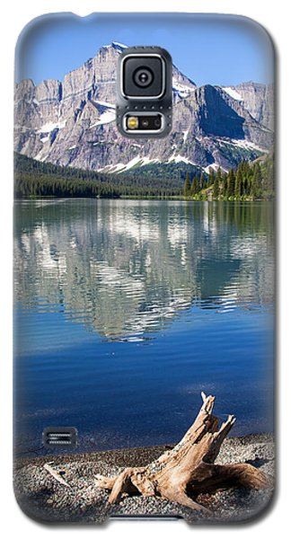 Mt Gould Reflections Galaxy S5 Case by Jack Bell