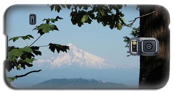 Mt Hood Galaxy S5 Case by Marlene Rose Besso