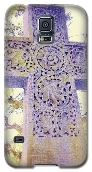 Mt. Hope Cemetery Rochester Ny Galaxy S5 Case by Jodie Marie Anne Richardson Traugott          aka jm-ART