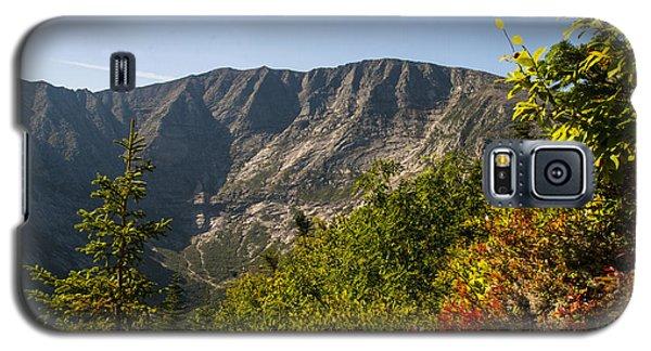 Mt. Katahdin From Hamlin Ridge Galaxy S5 Case by Alana Ranney