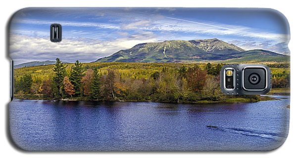 Mt Katahdin Hdr Galaxy S5 Case