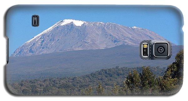 Mt Kilimanjaro  Galaxy S5 Case