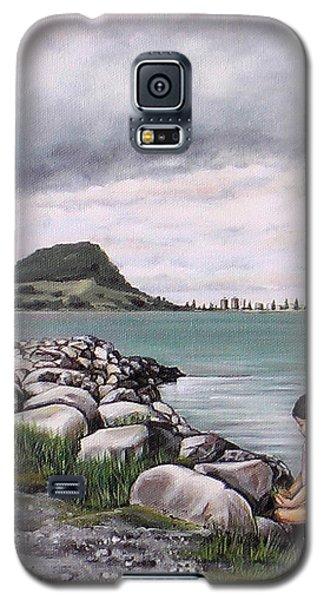 Mt Maunganui 140408 Galaxy S5 Case