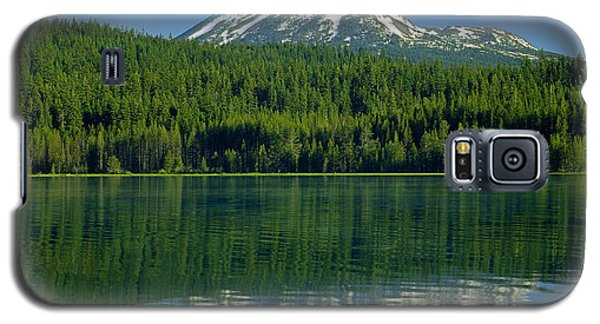 1m5705-h-mt. Mcloughlin From Lake Of The Woods Galaxy S5 Case