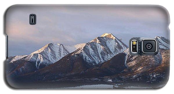 Mt. Princeton Panorama Galaxy S5 Case