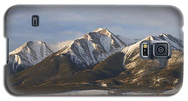 Mt. Princeton Sunrise Galaxy S5 Case