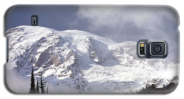 Galaxy S5 Case featuring the photograph Mt Rainier  by Greg Reed