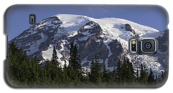 Mt Rainier Landscape Galaxy S5 Case