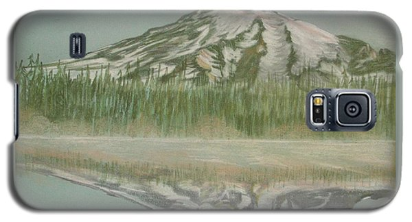 Mt Rainier Galaxy S5 Case by Terry Frederick