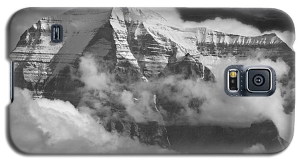 102496-mt. Robson Wreathed In Clouds Galaxy S5 Case