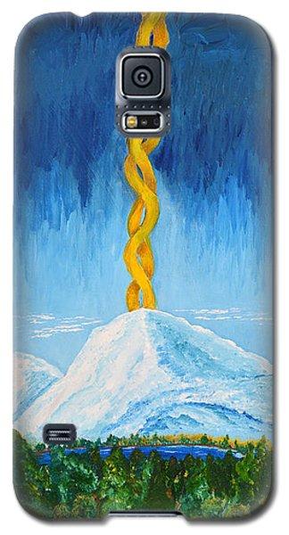 Mt. Shasta Galaxy S5 Case