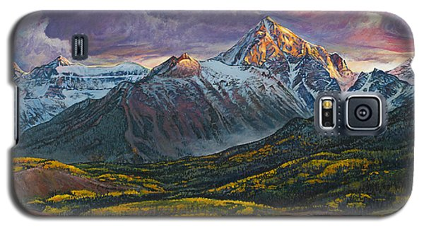 Mt. Sneffels Galaxy S5 Case
