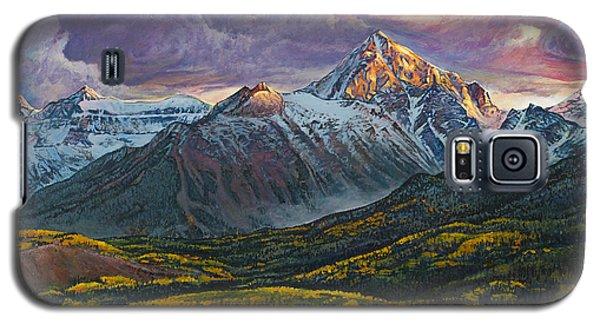 Mt. Sneffels Galaxy S5 Case