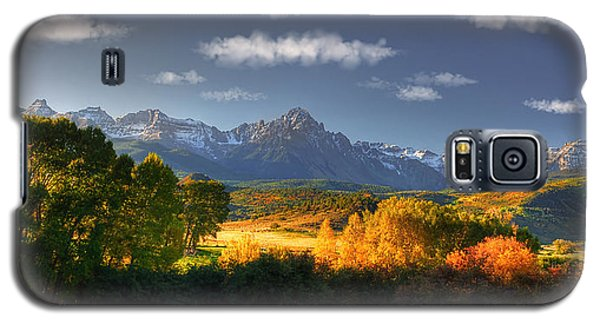 Mt Sneffels And The Dallas Divide Galaxy S5 Case by Ken Smith