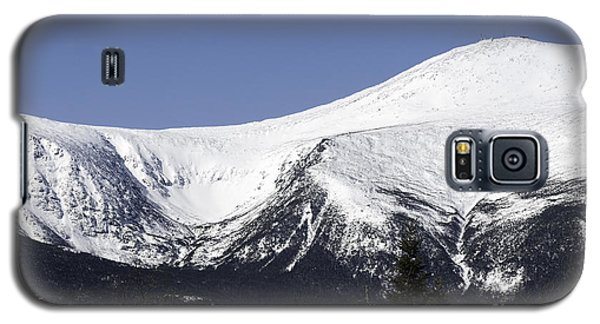 Mt Washington And Tuckerman's Ravine Galaxy S5 Case
