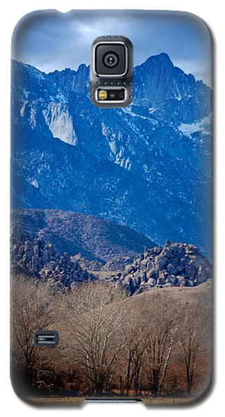 Mt. Whitney And Alabama Hills Galaxy S5 Case