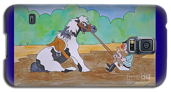Mud Pony Galaxy S5 Case
