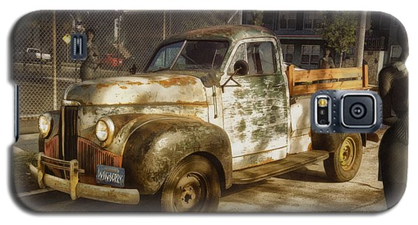 Mud Truck Galaxy S5 Case