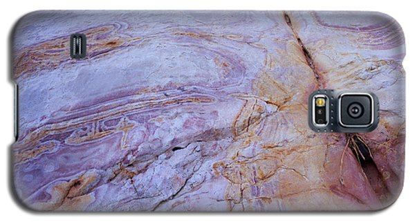 Muddy Mt. Sandstone B Galaxy S5 Case