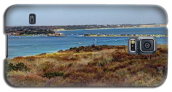 Mudeford Harbour Galaxy S5 Case