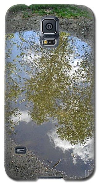 Mudpuddle Reflection Galaxy S5 Case