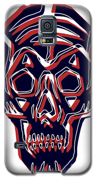 Muerto Skull Galaxy S5 Case by Gregory Dyer