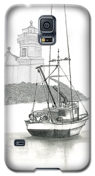 Mukilteo Lighthouse Galaxy S5 Case
