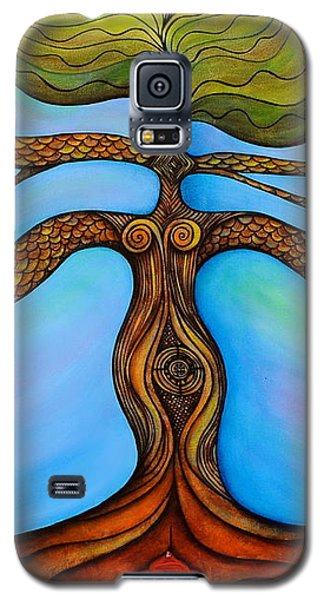 Muladhara Galaxy S5 Case by Deborha Kerr