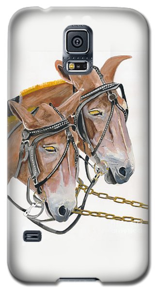 Mules - Two - Beast Of Burden Galaxy S5 Case
