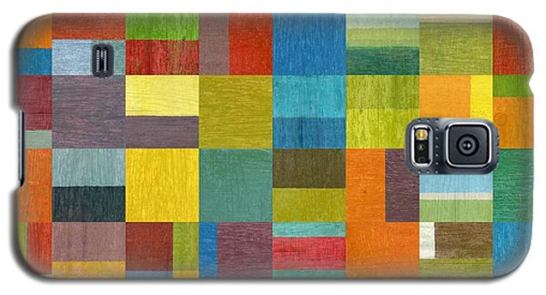 Multiple Exposures Lll Galaxy S5 Case by Michelle Calkins