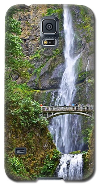 Multnomah Falls 4 Galaxy S5 Case