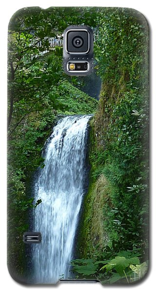 Multnomah Falls Bridge 2 Galaxy S5 Case