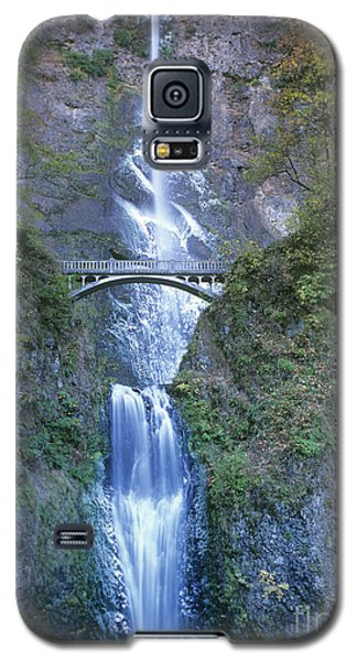 Multnomah Falls Columbia River Gorge Galaxy S5 Case