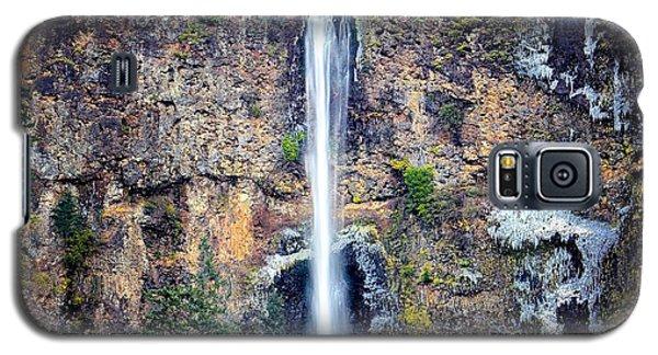 Multnomah Falls East Of Portland Or Galaxy S5 Case