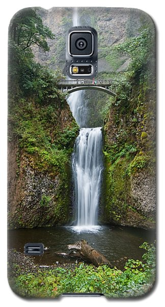 Multnomah Falls Galaxy S5 Case by Jeff Goulden