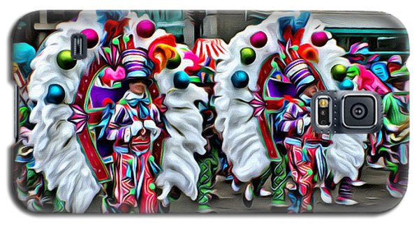 Mummer Color Galaxy S5 Case by Alice Gipson