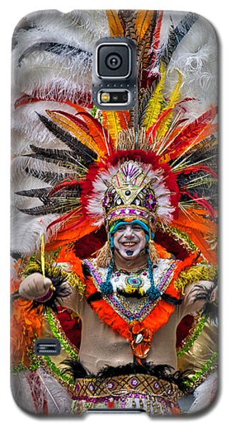 Mummer Wow Galaxy S5 Case by Alice Gipson