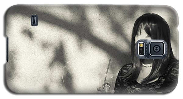 Galaxy S5 Case featuring the photograph Mummy by Lora Lee Chapman
