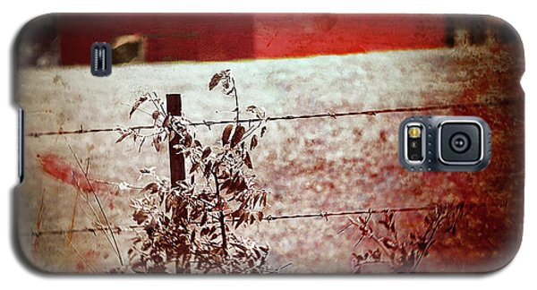Murder In The Red Barn Galaxy S5 Case