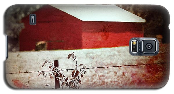 Murder In The Red Barn Galaxy S5 Case by Trish Mistric
