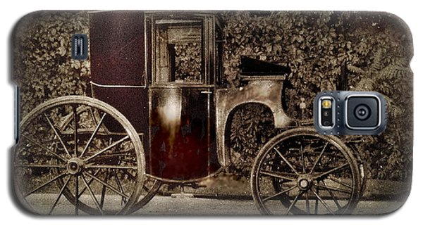 Murdoch Mysteries Carriage Galaxy S5 Case