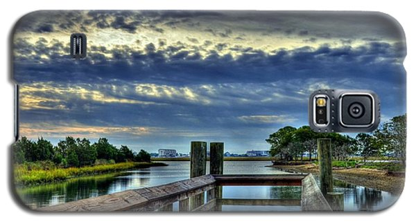 Murrells Inlet Morning 2 Galaxy S5 Case