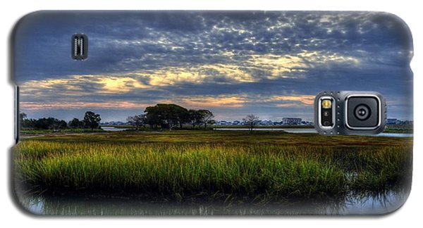 Murrells Inlet Morning 3 Galaxy S5 Case