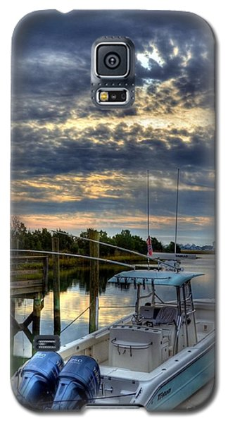 Murrells Inlet Morning 4 Galaxy S5 Case