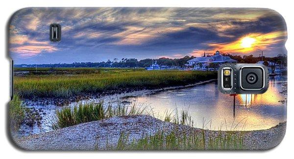 Murrells Inlet Sunset 4 Galaxy S5 Case