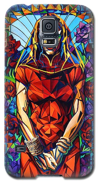 Muse  Winter/mourning Galaxy S5 Case by Greg Skrtic