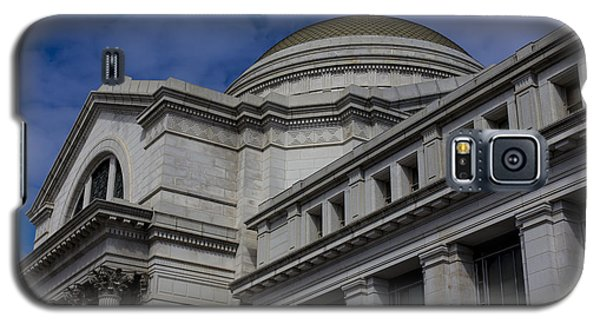 Smithsonian Museum Galaxy S5 Case - Museum Of Natural History by Andrew Pacheco